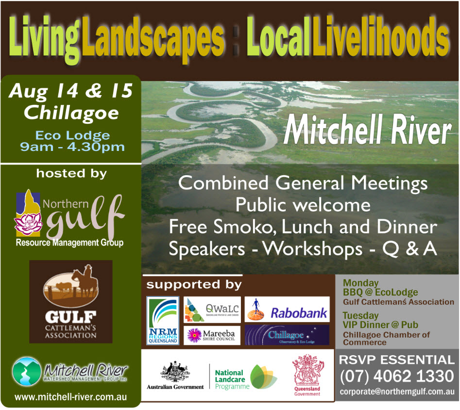 Chillagoe meeting